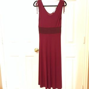 Nine West maxi dress, NWT